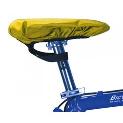 Hock Sattelbezug Regenschutzhaube für Fahrradsättel signalgelb