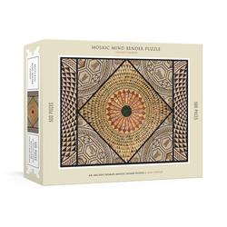 Mosaic Mind Bender 500-Piece Puzzle