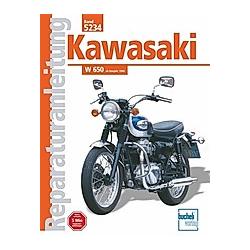 Kawasaki W 650 - Buch