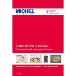 Skandinavien 2021/2022: Buch von