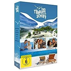 Das Traumschiff - Box 6 - DVD  Filme