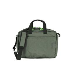 BREE Laptoptasche PNCH 67 Umhängetasche 34 cm grün
