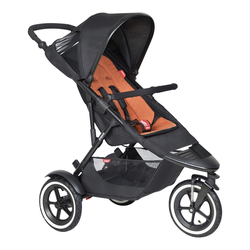 phil&teds Sport buggy ( 8 Farben ) Rust