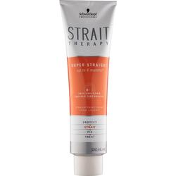 Schwarzkopf Professional Strait Therapy Straightening Cream