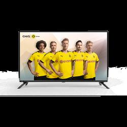 CHiQ U43H7S Fernseher - Schwarz