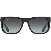 Ray Ban Justin RB4165 black / grey gradient