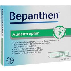 BEPANTHEN Augentropfen 10 ml