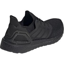adidas Ultraboost 20 W core black/core black/solar red 40 2/3