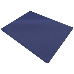 Floordirekt Bodenschutzmatte Economy, für Teppichböden blau