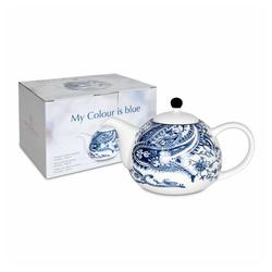 Waechtersbach Teekanne My Colour Is Blue! Beautiful 850 ml, 0,85 l