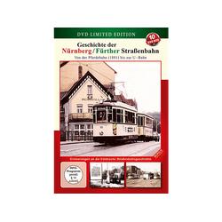 Geschichte der Nürnberg / Fürther Straßenbahn DVD