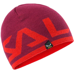Salewa Agner Rev Wo K Beanie Wintermütze Red 53