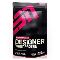 ESN Designer Whey Protein Strawberry Pulver 1000 g
