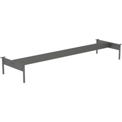 SPECTRAL Möbelfuß SCS silberfarben Lowboards Kommoden Sideboards