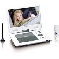 Lenco DVP-1063WH Tragbarer DVD-Player