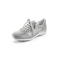 Avena Damen Hirschleder-Sneaker Beige 36, 37, 38, 39, 40, 41, 42