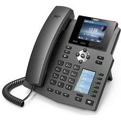Fanvil IP Telefon X4G, Telefon, Schwarz