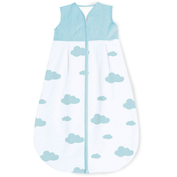 Pinolino® Babyschlafsack Wölkchen (1 tlg) blau 90 cm