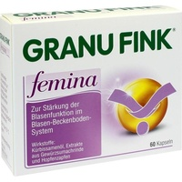 Omega Pharma Deutschland GmbH GRANU FINK Femina Kapseln 60 St.