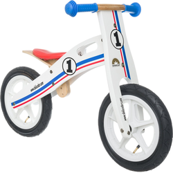 Bikestar Laufrad Holz 12 Zoll