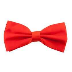 Fliege Schleife Hochzeit Anzug Smoking - rot