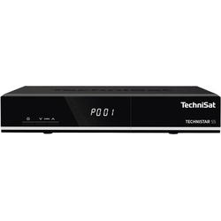 TechniSat TechniStar S5 HD-SAT-Receiver CI+ Schacht, Ethernet-Anschluss Anzahl Tuner: 1
