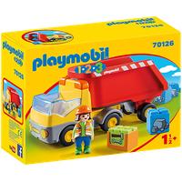 Playmobil 1.2.3 Kipplaster (70126)