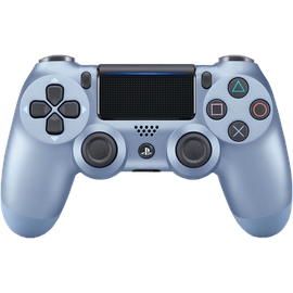 Sony PS4 DualShock 4 V2 Wireless Controller Titanium Blue