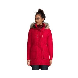Expeditions-Parka - S - Rot