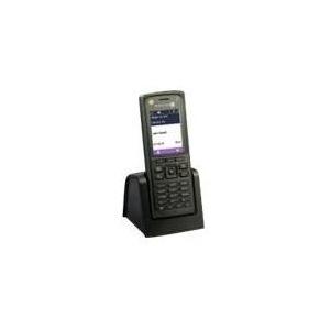 Alcatel-Lucent 8262Ex DECT - Schnurloses Digitaltelefon - Bluetooth-Schnittstelle - IP-DECTGAP - Schwarz (3BN67360AA)