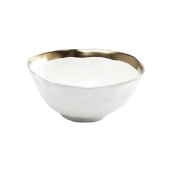 KARE Geschirr-Set BELL (15-tlg), Stein u. Keramik