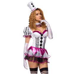 Sexy Harlekin Kostüm