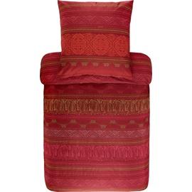 BASSETTI Urbino rot (155x220+80x80cm)
