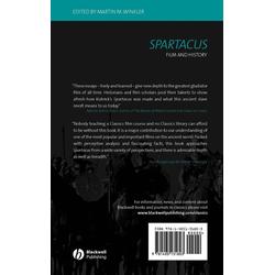 Spartacus als Buch von