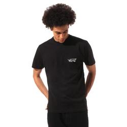 Tshirt VANS - Mn Rowan Zorilla Skull Ss Black (BLK) Größe: S