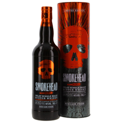 Smokehead Rum Rebel 46%