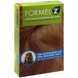 Formel Z für Hunde