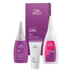 Wella Creatine+ Curl C Hair Kit