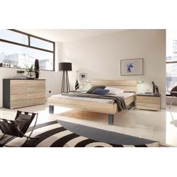 Holzbett HASENA Top-Line Hasena 160 x 200 cm weiß