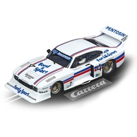 Carrera Digital 132 Ford Capri Zakspeed Turbo Lili Reisenbichler, No.4 20030926