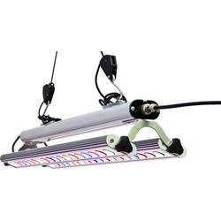 Venso LED-Pflanzenlampe Wachstum 65cm 230V LED fest eingebaut 60W 1St.