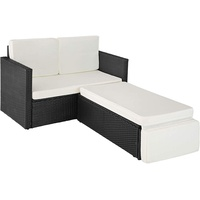 TecTake Korfu Rattan Lounge