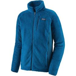 Patagonia - M's R2 Jkt Andes Blue - Fleece - Größe: XL