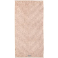 Ross Smart Handtuch 50 x 100 cm nougat