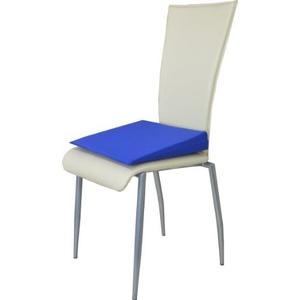 Orthopädisches Keilkissen Sitzkeilkissen Sitzkissen Sitzhilfe Kissen, Blau