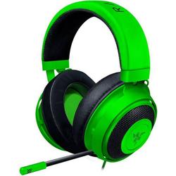 RAZER Kraken Gaming Headset Mit Kältegel Gefüllte Ohrpolster grün