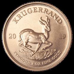 1 Unze Gold Krügerrand 2021 (mehrwertsteuerfrei)