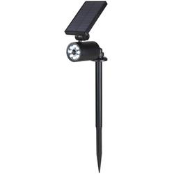 Solar Sicherheitsstrahler + Kamera Dummy