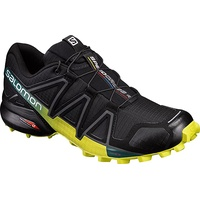 Salomon Speedcross 4 M black/everglade/sulphur spring 48
