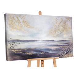 YS-Art Gemälde Meer-Weitblick